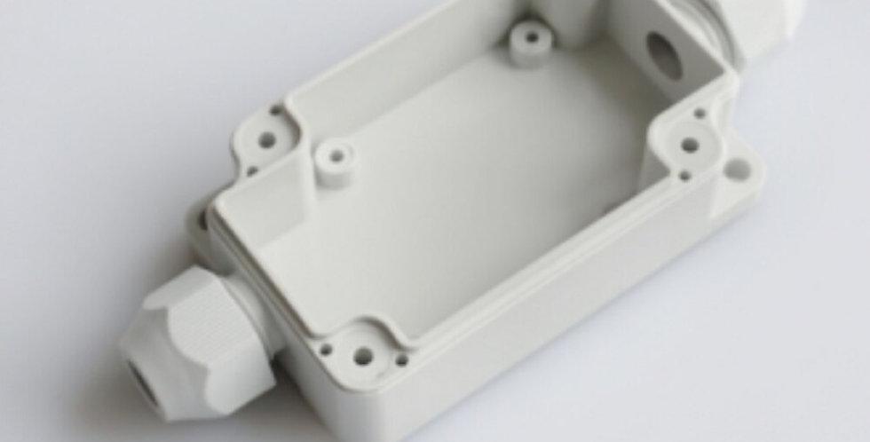 Case Box for ESP01 Esp8266 IP67 Plastic Enclosure With 2 Holes