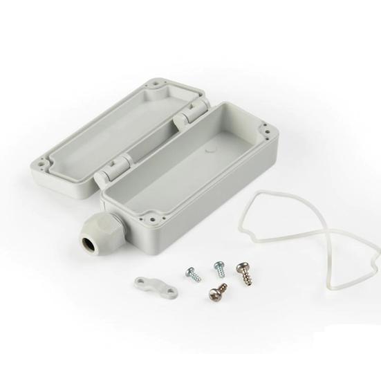 Plastic Enclosure Box NodeMCU ESP8266 ESP32 IP67 Project P9 Cable Gland Case