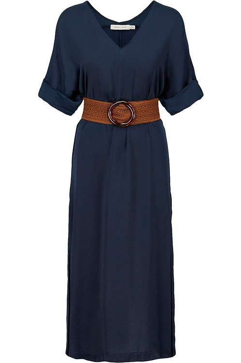 Balinese Belted Dress