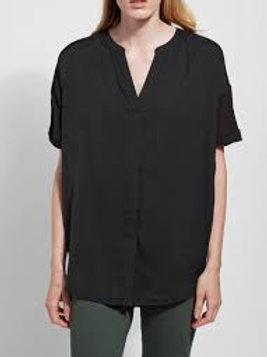 Leah Short sleeve top