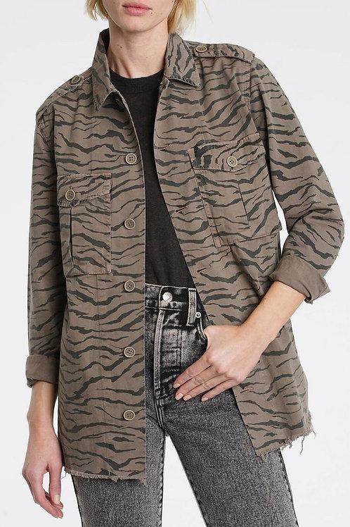 Cadet military jacket