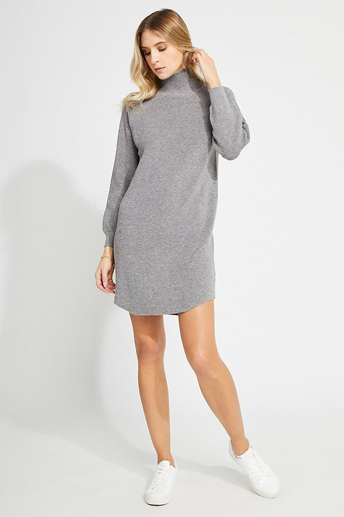 Carter Grey Sweater Dress