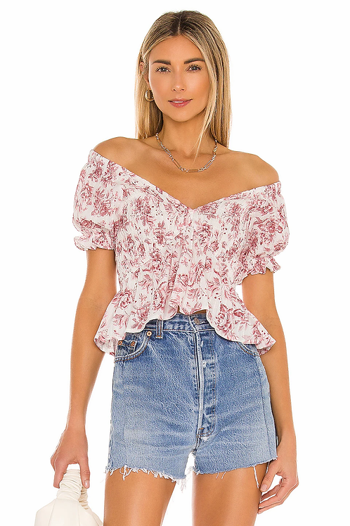 Love Story Top