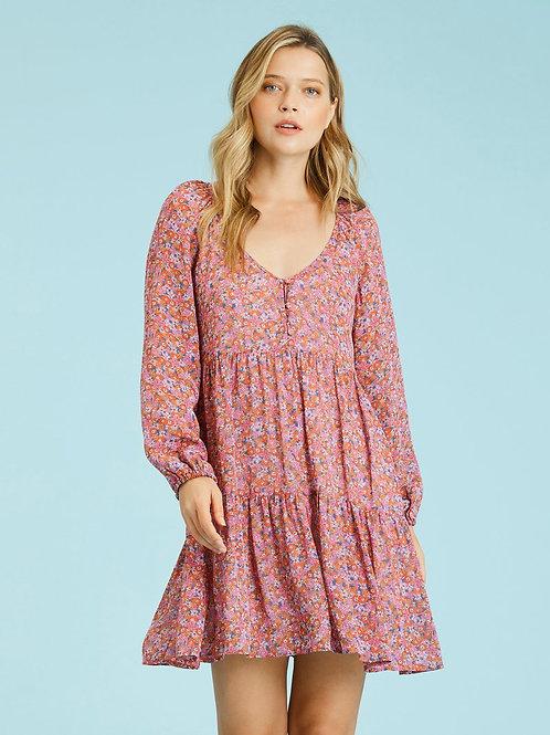 New Crush Babydoll Dress
