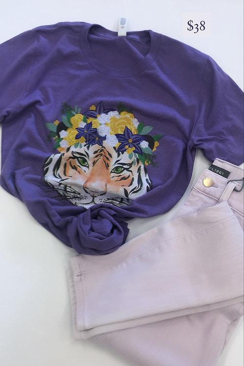 tiger crown tee