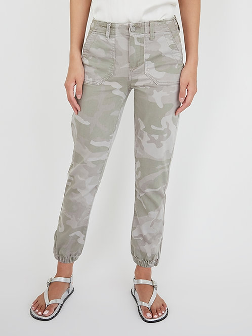 Mayslie Jogger in Light Camo