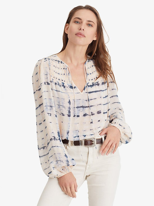 Spring Side Blouse Horizon
