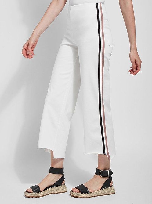 emilia wide leg crop pant