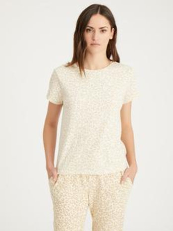 Barely Leopard Tee