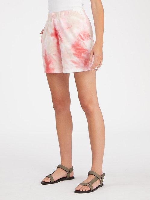 Arizona Sky Tie Dye Knit Shorts