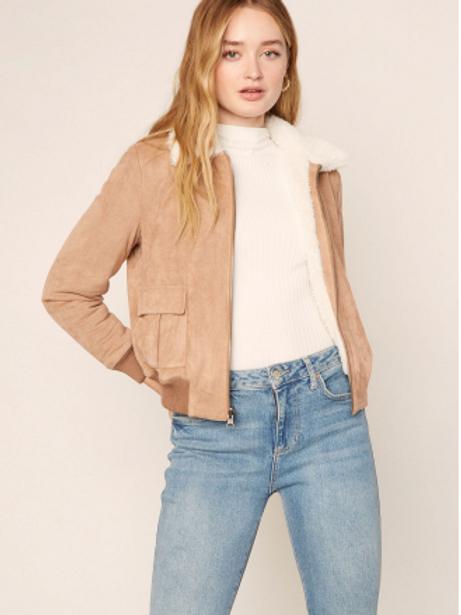 Miley Jacket in Sienna