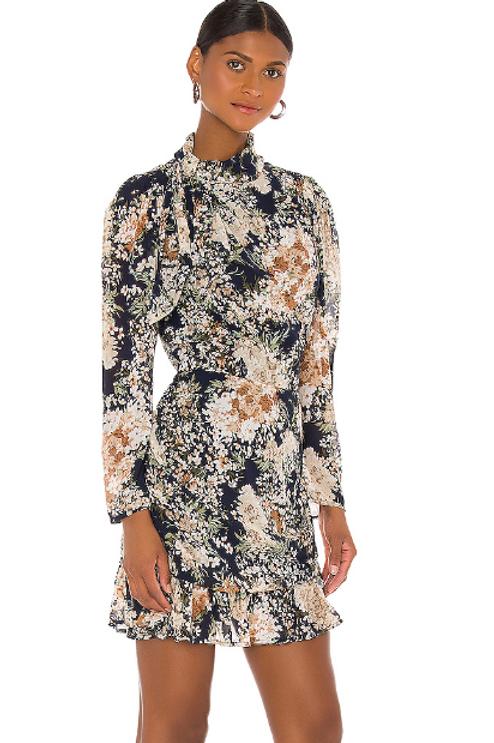 Brigitte Floral Mini Dress