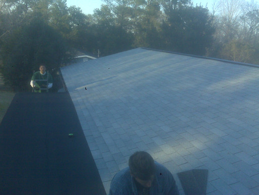 Roll roofing porch shiingle roof house