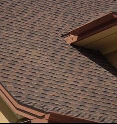 Rustic hickey heritae 30yr shingle roof