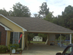 weathered wood heritage 30yr arch shingle roof addition and tie in