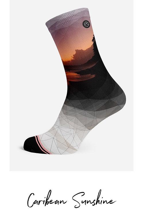 Socks Caribbean sunshine