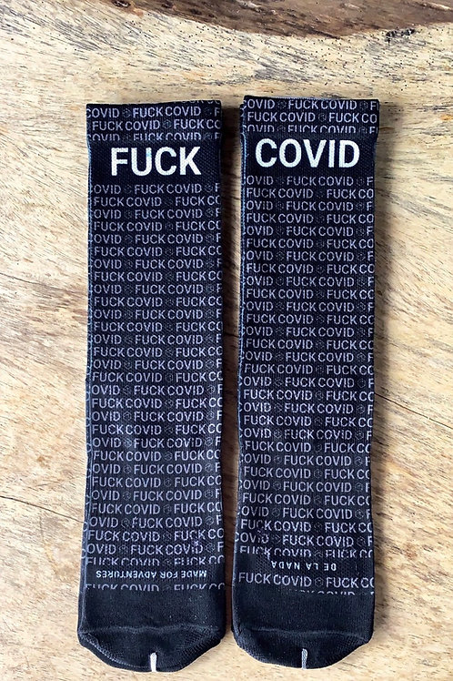 FUCK COVID 1 Calcetines