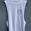 Thumbnail: White Basic Muscle T-Shirt