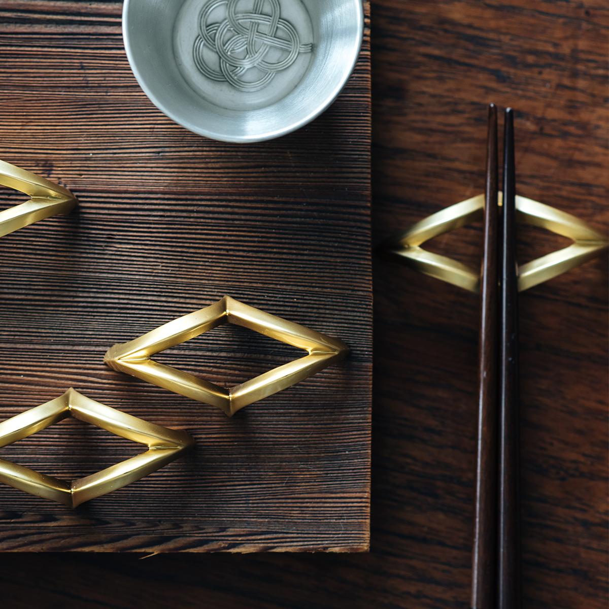 Chopstick rest / Curve