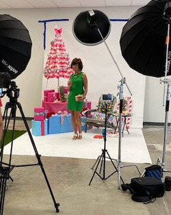 christmas in july shoot