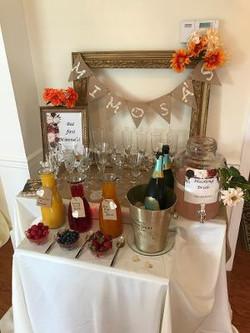 grace shower mimosa bar 1