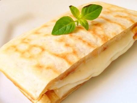 Receita: Pão de queijo de frigideira