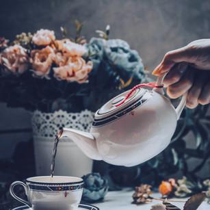 Chás para hidratar e nutrir no frio