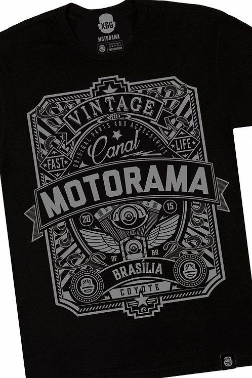 Camiseta Motorama - Vintage