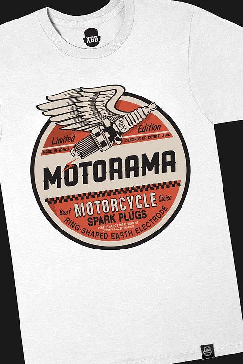 Camiseta Motorama - Sparks