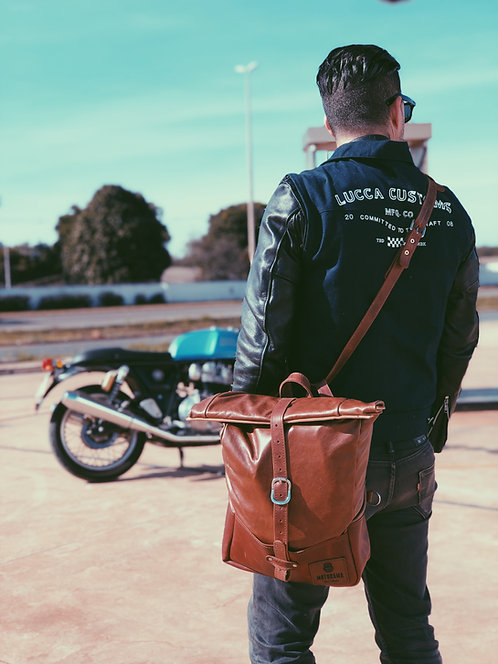 Bolsa Roll Top / Alforje / Sissy Bag