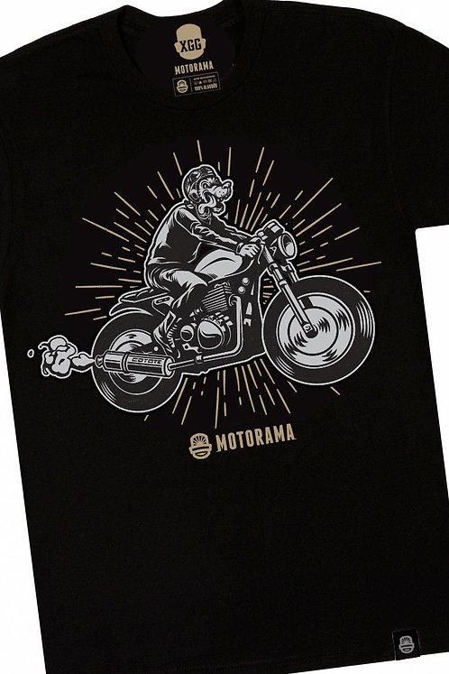 Camiseta Motorama - Coyote