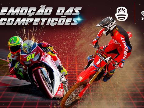 Honda Racing, DNA esportivo das competições levado para as ruas.