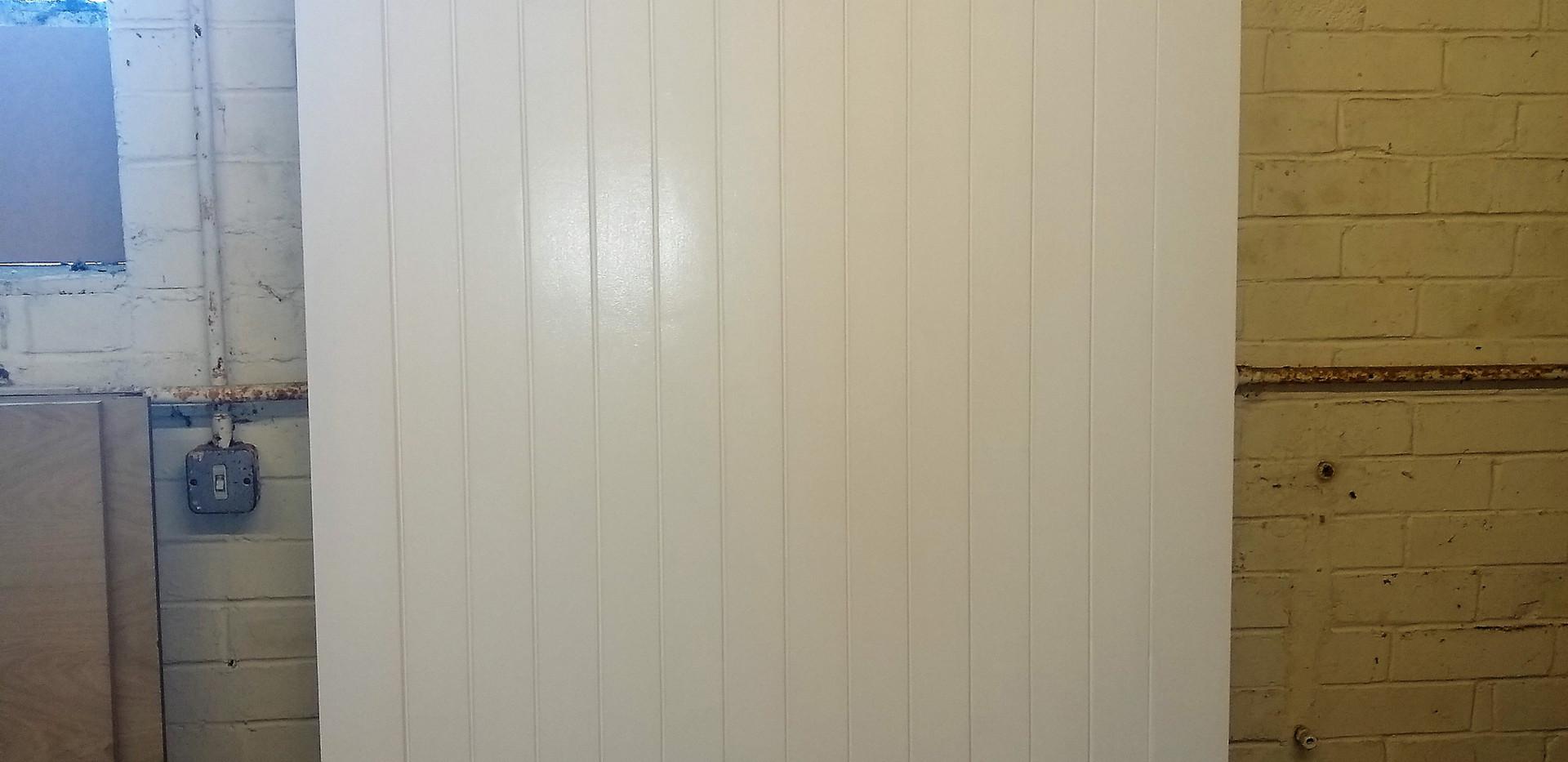 New front door 1050 x 2200mm
