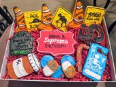 Jay's Supreme 40th Survival Kit Birthday
