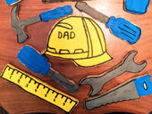 Father's Day Toolbox of Cookies