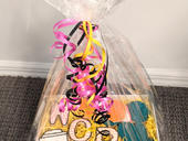 Coffee & Crochet Birthday Cookies for Nora