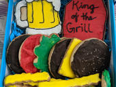 Father's Day- King of the Grill