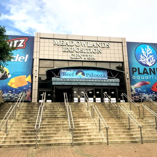 Reef-a-Palooza at the Meadowlands Convention Center (June 2018)