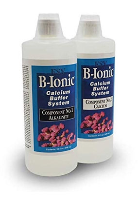 ESV Aquarium Products Inc. 2 GALLON PACKAGE- B-IONIC CALCIUM BUFFER SYSTEM