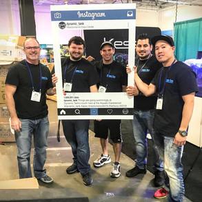 Instagram Selfies at Aquatic Experience  (Oct 2018)