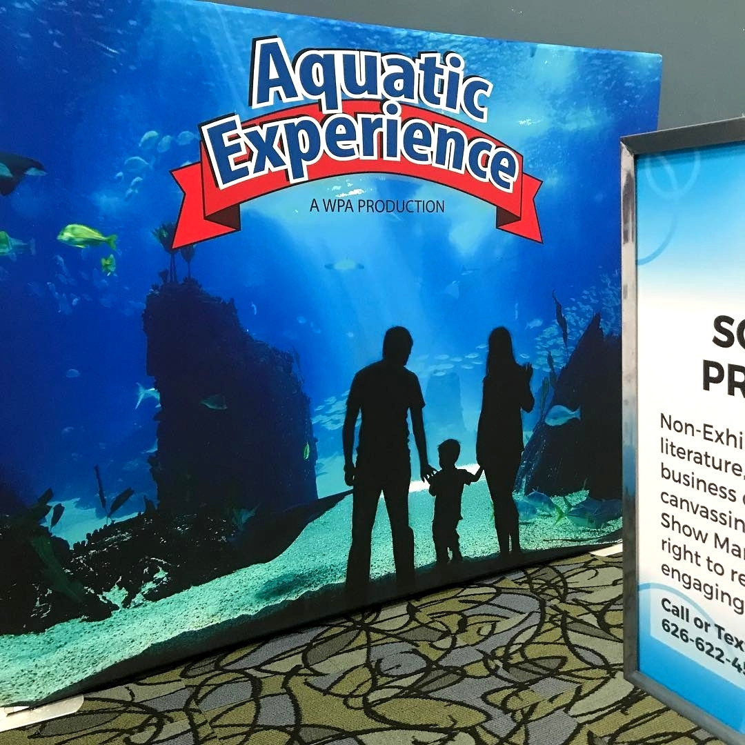 Aquatic Experience  (Oct 2018)