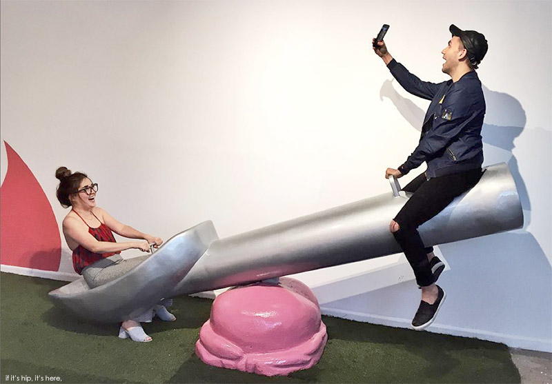 Selfi Stations