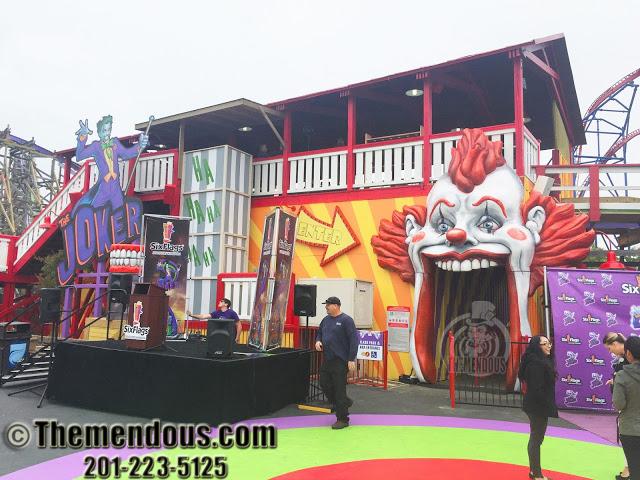 Amusement Park Decor