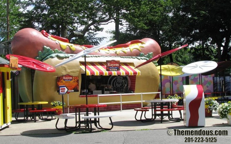 Food Truck Decor