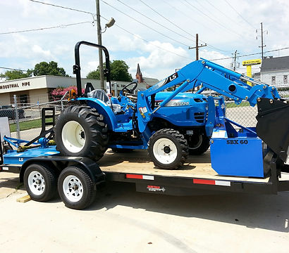 Piedmont Tractor New Holland Farm Equipment Lawn Mowers