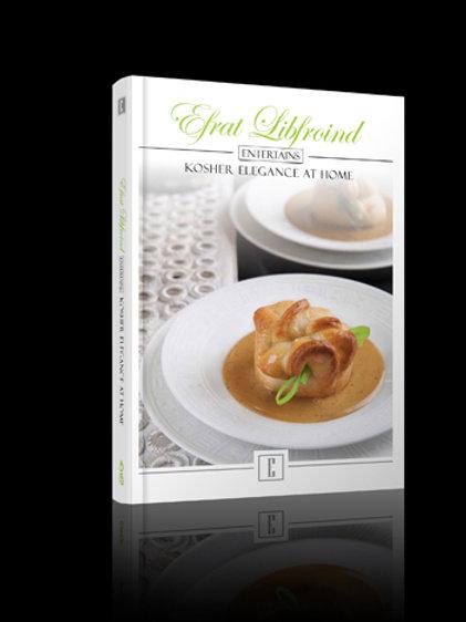 Efrat Libfroind Entertains (Cookbook)