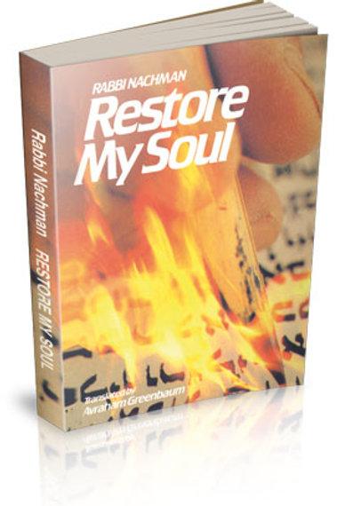 Restore My Soul, pb