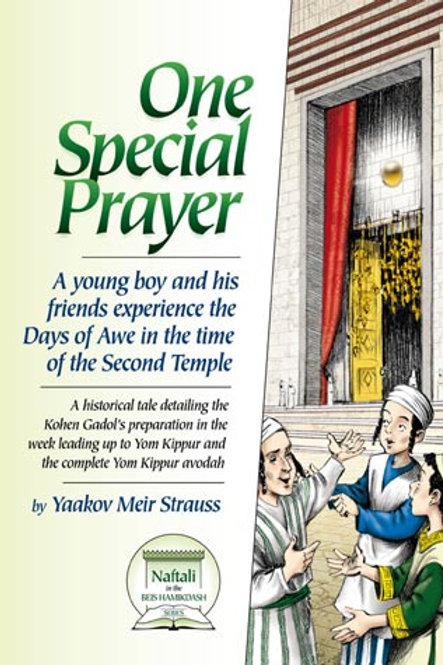 One Special Prayer (paperback)