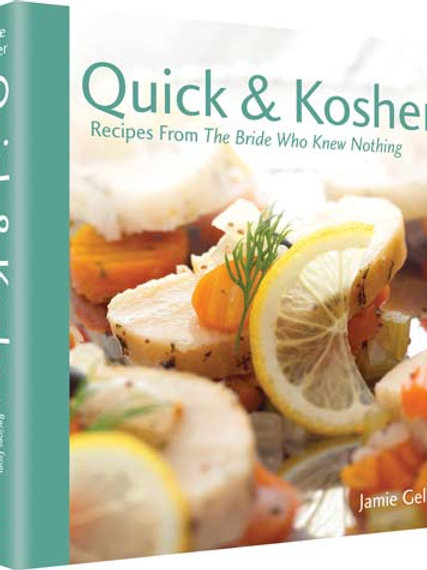 Quick & Kosher #1: BRIDE WHO KNEW NOTHING