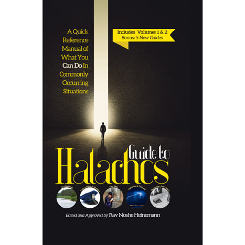 Guide to Halachos, Expanded Edition
